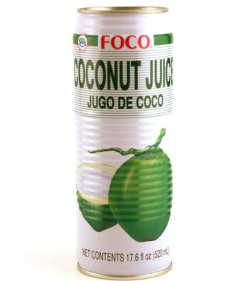 coconut juice  (椰汁)